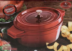 Culinary Edge Oval Dutch Oven for Sale in Queens, NY