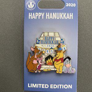 Happy Hanukkah Disney pin for Sale in Orlando, FL