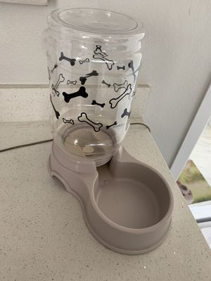 Dog water dispenser for Sale in Montclair, CA