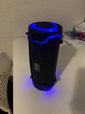 Boss rechargeable speaker for Sale in Los Angeles, CA
