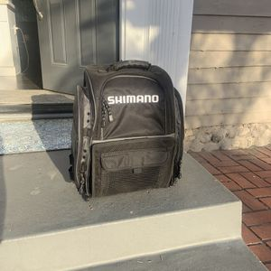 Shimano Black Moon Fishing Pack pack for Sale in San Diego, CA