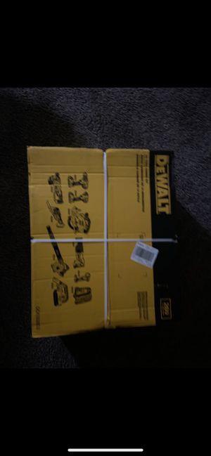 BRAND NEW 10 PCS DEWALT POWER TOOL COMBO KIT for Sale in Westland, MI