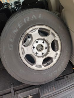 6x139.7 Tahoe Rims for Sale in Brookfield,  IL