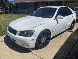 2001 Lexus Is300 mechanical special for Sale in Arlington Heights, IL