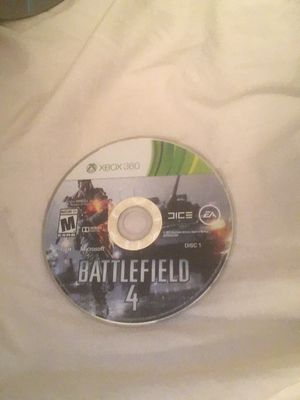 Battlefield 4 Xbox 360 for Sale in San Diego, CA