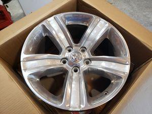 Dodge 5 spoke wheels for Sale in Lake Stevens, WA