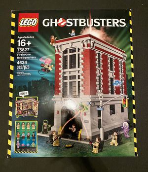 LEGO Ghostbusters 75827 firehouse headquarters for Sale in Altamonte Springs, FL