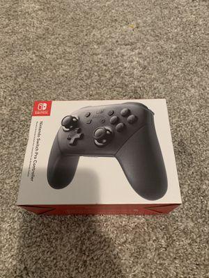 Nintendo Switch Pro Controller for Sale in Sacramento, CA