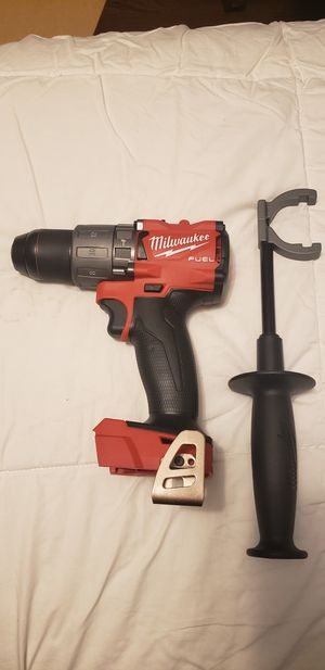 """Milwaukee M18 Fuel 1/2"""" Hammer Drill TOOL ONLY $90 FIRM for Sale in Phoenix, AZ"""
