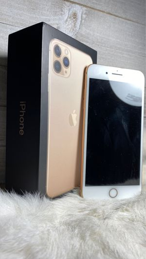 Apple IPhone +8 rose gold for Sale in Harrisburg, PA