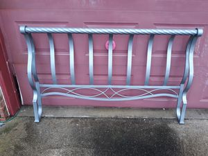 Silver Medal Queen Bed Frame for Sale in Alabaster, AL