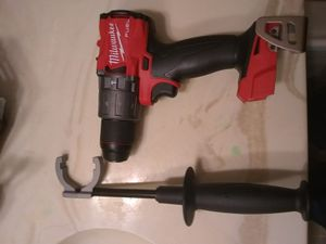 Milwaukee M18 fuel brushlees hammer drill 3 Gen tool only for Sale in Las Vegas, NV