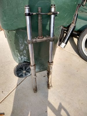 Yamaha forks and wheels for Sale in Alta Loma, CA