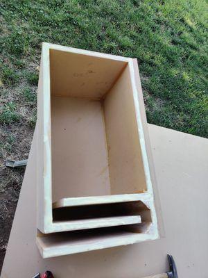 Speaker boxes!! for Sale in Visalia, CA