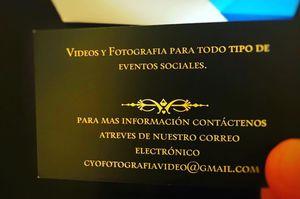 Fotografía y vídeos para eventos sociales. for Sale in Ashburn, VA