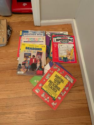 Preschool Curriculum Books for Sale in Beacon, NY
