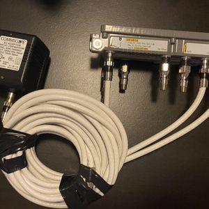 CommScope CSMAPDU9VP Cable Amplifier Moca VoIP Digital 9-port for Sale in San Bruno, CA