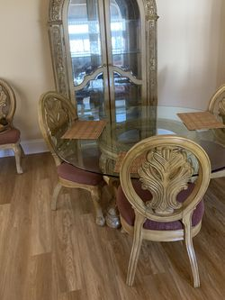 6 Piece Dining set-Antique for Sale in Cleveland,  OH