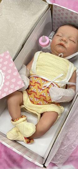 Girl Happy Day Reborn Doll for Sale in Brockton,  MA