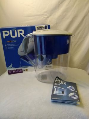 Pur Water Pitcher for Sale in Columbus, OH