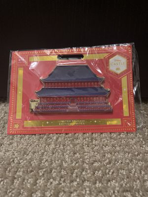 Mulan castle collection pin for Sale in Parker, CO