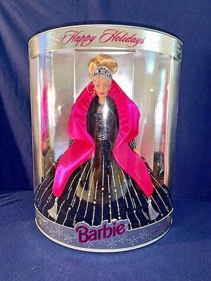 1998 Happy Holidays Barbie # 20200 Special Edition Mattel for Sale in Oceanport, NJ