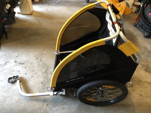 Burley Bee Bicycle Trailer for Sale in Redmond, WA