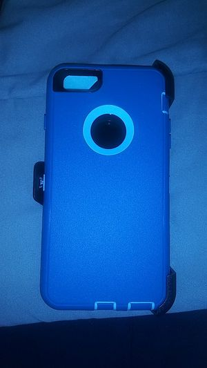 New case plus 7 iPhone$25 for Sale in Orlando, FL
