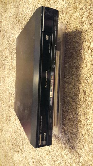 Panasonic 5 disc CD player for Sale in Homestead, PA