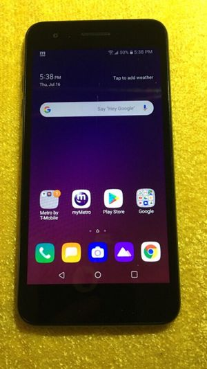 Lg Aristo 3+ (16gb) Android World Phone ✅ UNLOCKED ✅ Metro T-Mobile Mint Lyca Simple AT&T Cricket H2O for Sale in San Francisco, CA