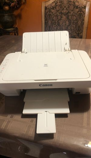 Canon printer for Sale in Garland, TX