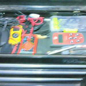Mechanic Tools And Box for Sale in Dallas, TX