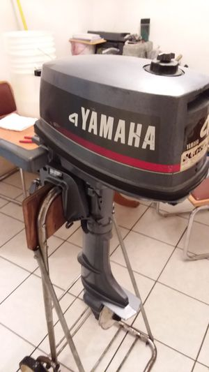 Yamaha outboard motor 4.HP for Sale in Addison, IL