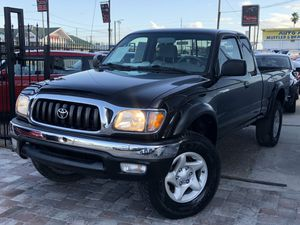 2003 TOYOTA TACOMA PRERUNNER ..MINT CONDITION..$1478 DOWN EVERYONE APPROVED for Sale in Tampa, FL