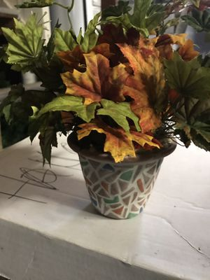 Fake fall foliage plant for Sale in University Heights, OH