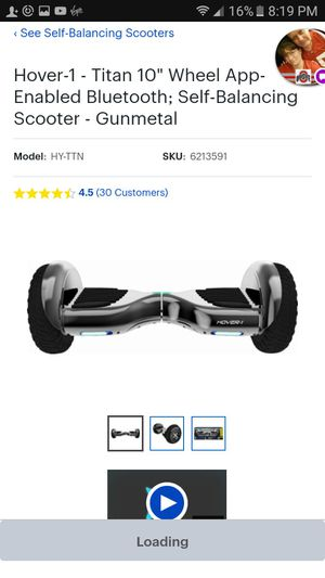 Titan hoverboard for Sale in Obetz, OH