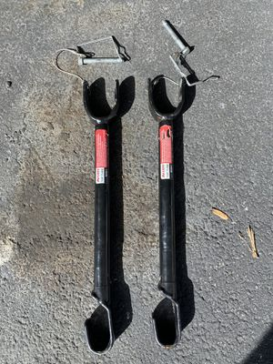 Pair of bike top tube adapters for Sale in Merritt Island, FL