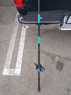 Fishing Rod and Reel for Sale in Santa Ana, CA