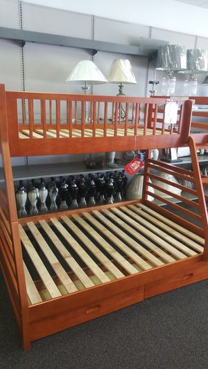 New Twin/Full Bunk Bed for Sale in West Columbia, SC