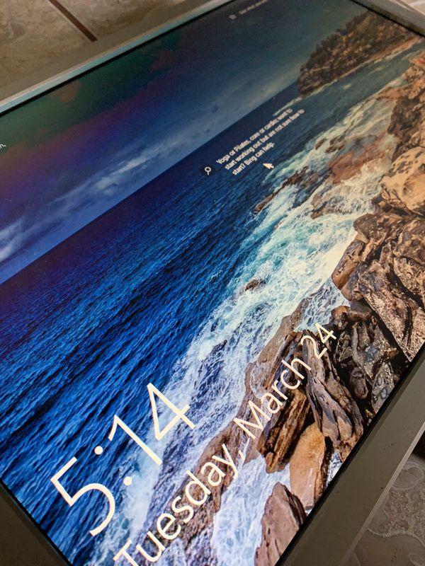 "Dell 19"" Flat LCD Monitor DVI/VGA"