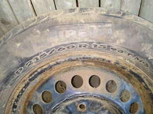 215 60R 15 tire for Sale in South Bend, IN