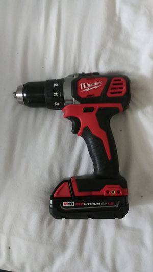 Brand new Milwaukee drill driver 1/2 inch for Sale in Houston, TX