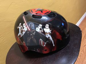 Kids Star Wars Darth Vader Bike Helmet and Protective Gear for Sale in San Diego, CA