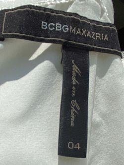 BCBG White Dress (Mermaid Cut) for Sale in Pharr,  TX