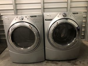 Washer and dryer for Sale in Phoenix, AZ