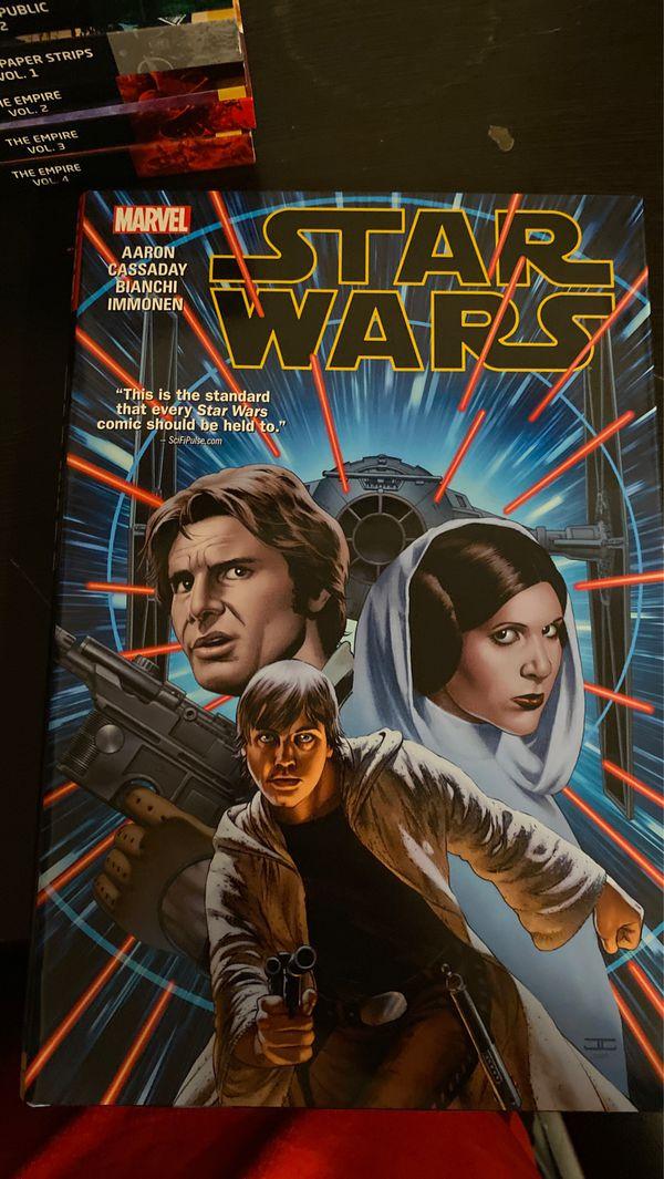 Star Wars Graphic Novels