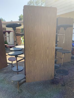 4 school tables for Sale in Porter, TX