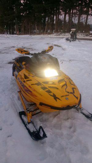 Skidoo MXZ 500 for Sale in Bear Lake, MI