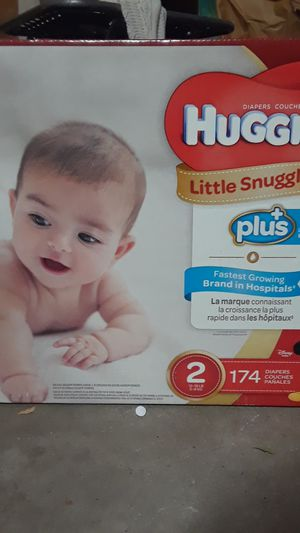 Brand new huggies little snugglers plus! for Sale in Colorado Springs, CO