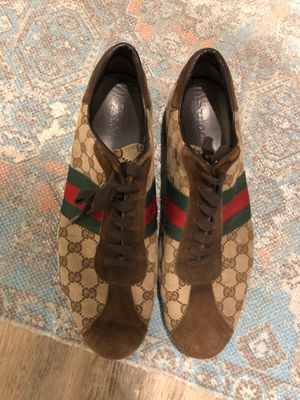 Gucci shoes Size 12 for Sale in National City, CA